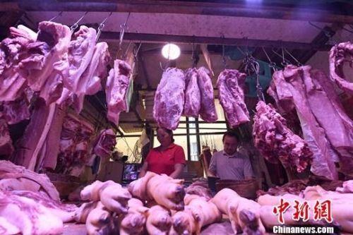 猪肉上涨对学校食堂影响如何?市场监管总局回应